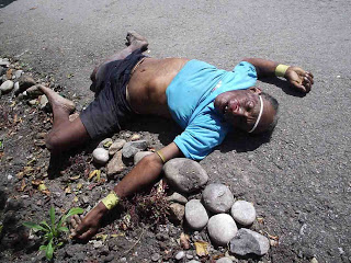 Over 500,000 innocent people have been killed by the Indonesian military in West Papua