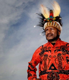 Benny Wenda the Road to Home
